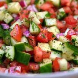Sara's Diet Chopped Salad * (side)