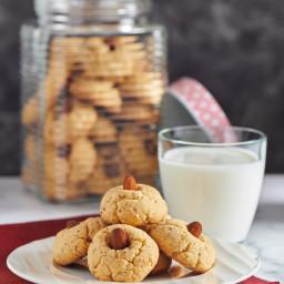 Italian Almond Paste Cookies Original Recipe