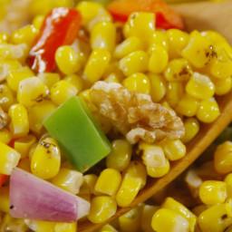 Italian Corn Skillet