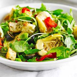 Italian deli salad