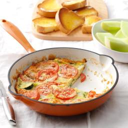 Italian Garden Frittata Recipe