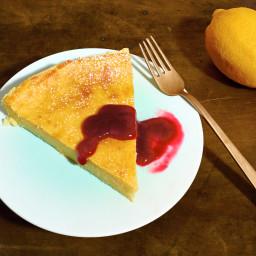 Italian Lemon-Ricotta Cake