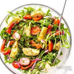 Italian Marinated Artichoke Salad Recipe