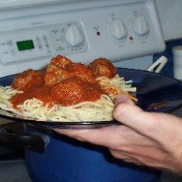 Italian Meat Balls