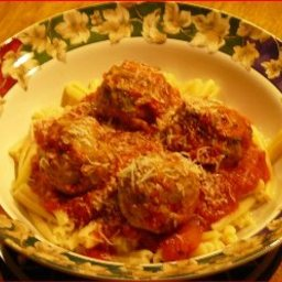 "Italian Meatballs (a ""foodwishes"" Recipe)"