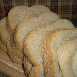 Italian Parmesan Bread for Bread Machine