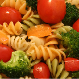 Italian Pasta Salad for a Crowd