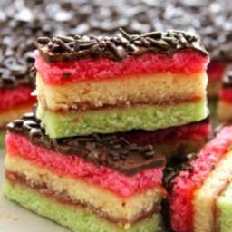 Italian Rainbow Cookies