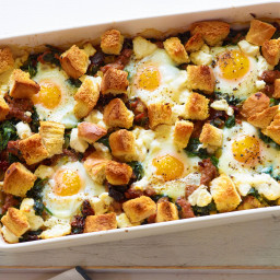 Italian Sausage and Egg Bake