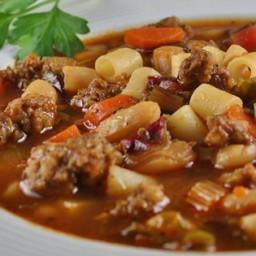Italian Sausage and Tomato Soup