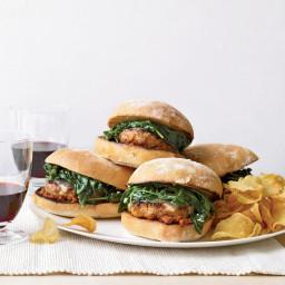 italian-sausage-burgers-with-garlicky-spinach-1579885.jpg