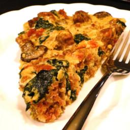 Italian Sausage Frittata