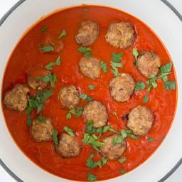 Italian Sausage Meatballs