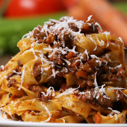 Italian-style Bolognese (Ragù) Recipe by Tasty