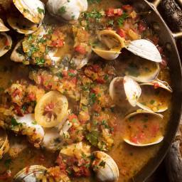 Italian-Style Fish Stew