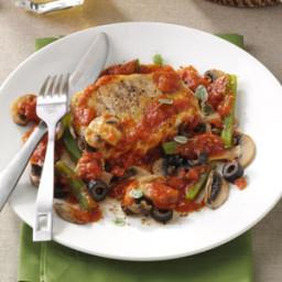 Italian-Style Pork Chops Recipe