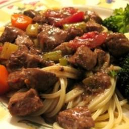 Italian-Style Steak