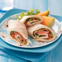 Italian Turkey Roll-Ups Recipe