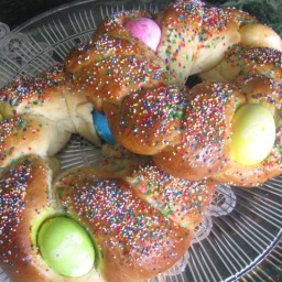 Italian Easter Sweet Bread Recipe