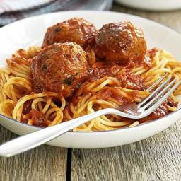 Italian tuna balls