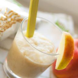 Jabolčni puding z vanilijo in kardamomom