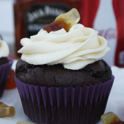 Jack + Coke Cupcakes: The Sequel