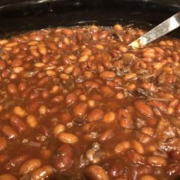 Drunkin' JD Boston Baked Beans