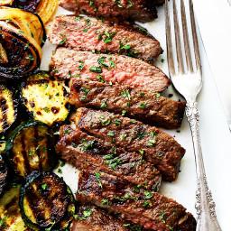 Jack Daniel's Grilled Steak Recipe