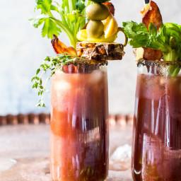Jalapeño Bloody Mary.