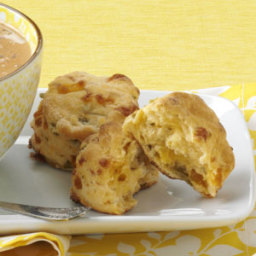 Jalapeno Cheddar Biscuits Recipe