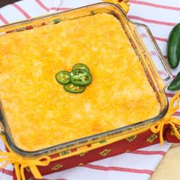 Jalapeño Cheese Grits
