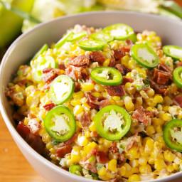 Jalapeño Popper Creamed Corn