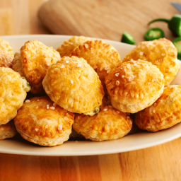 Jalapeño Popper Pies