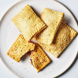 Jam Toaster Tarts
