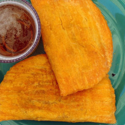 Jamaican Beef Patties Recipe