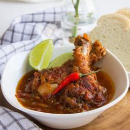 Jamaican Brown Stew Chicken Recipe