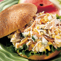 Jamaican Chicken Salad