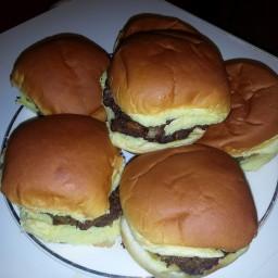 Jamaican Hamburgers