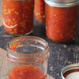 Jamaican Hot Sauce