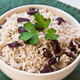Jamaican Rice and Peas