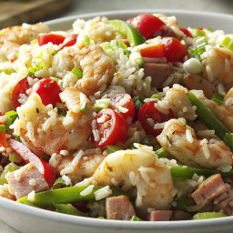 Jambalaya Rice Salad Recipe