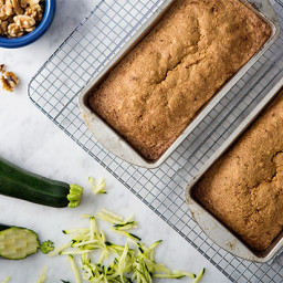 James Beard's Zucchini Bread