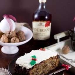 Jamie Oliver's Christmas cake