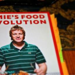Jamie Oliver's Sweet Potato and Chorizo Soup