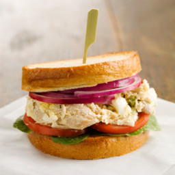 Jamie's Chicken Salad Sandwich