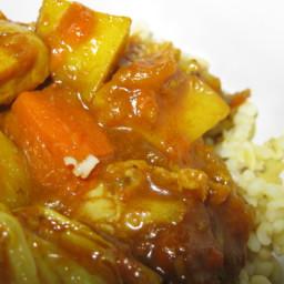 Japanese Curry (Wafuu)