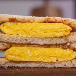 Japanese Egg Sandwich, Tamago Sando