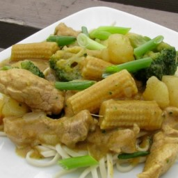 Japanese Golden Curry