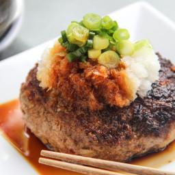 Japanese hamburge