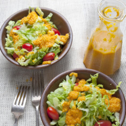 Japanese Restaurant Salad